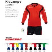Givova - Completo Kit Calcio LAMPO