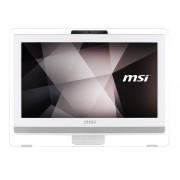 "MSI - Wind Top Pro 20ET 4BW-003EU 1.6GHz N3150 19.5"" 1600 x 900Pixeles Pantalla táctil Color blanco"