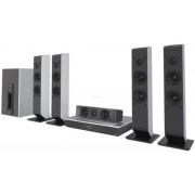 Sistem Home Cinema Panasonic SC-BTT505EGS, Blu-Ray, 3D, 4K Up-scaling, Wi-Fi, Bluetooth