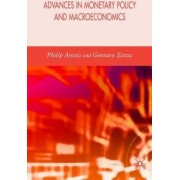 Advances in Monetary Policy and Macroeconomics by Philip Arestis