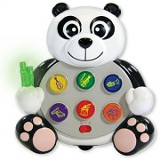 Early Learning Melody Panda Electronic Learning Toy with Six Sing-Along Melodies