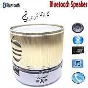 Better sound in the palm of your hand Buddy Jack Bluetooth Speaker Model No.101 Powerful Mini Compact Wireless Images filled Music Speaker which Supports Pendrive, TFT (Memory Card) having in-built FM and Compatible With Smartphones, Laptops, Tablets, Com
