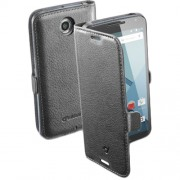 Husa Agenda Essential Negru MOTOROLA Nexus 6 Cellularline