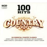 Artisti Diversi - 100 Hits Country (0654378700828) (5 CD)