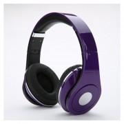 Nuevo Ajustable Sobre El Oído Auricular Auriculares 3.5mm Para IPod / MP3 / MP4 / PC / IPhone Música