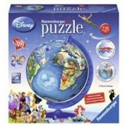 Puzzle Globul Disney, 180 Piese