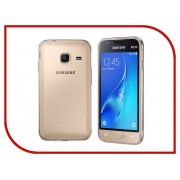 Сотовый телефон Samsung SM-J105H/DS Galaxy J1 Mini (2016) Gold