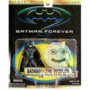 Batman Forever Batman Vs Riddler Action Figures