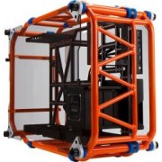 Carcasa In Win D-Frame Open-Air Orange fara sursa