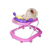 EZ' PLAYMATES FUN BABY WALKER PINK