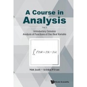 A Course in Analysis: Introductory Calculus, Analysis of Functions of One Real Variable Volume 1 by Niels Jacob
