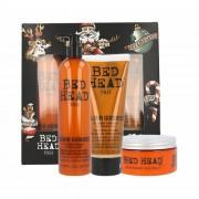 Tigi Bed Head Colour Goddess šampon dárková sada W - šampon 400 ml + kondicionér 200 ml + maska na vlasy 200 g