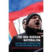 The New Russian Nationalism by Professor of Russian Studies Pal Kolsto