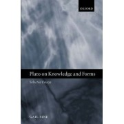 Plato on Knowledge and Forms by Gail Fine