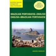 Brazilian/Portuguese-English / English- Brazilian/Portuguese Concise Dictionary by Amadeu Marques