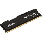 Memorie HyperX Fury Black 8GB DDR3 1600 MHz CL10