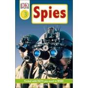 DK Readers L3: Spies! by Richard Platt