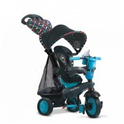 smarTrike tricicletă Boutique Blue Touch Steering 4in1 1595100