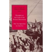 The Selected Works of Edmund Burke: Thoughts on the Cause of the Present Discontents / The Two Speeches on America / Reflections on the Revolution in France / Letters on a Regicide Peace v. 1-3 by Francis Canavan