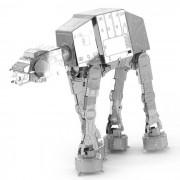 DIY 3D Puzzle AT-AT tropa Montado Modelo de juguetes educativos - plata