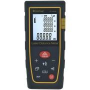 HOLDPEAK 5060B Digitális lézeres távolságmérő 0.03-60m memória területtérfogat háromszög pontosság 1mm.