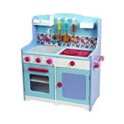 Imaginarium 87607 Grand chef Provence lavender Wooden kitchen Playset with Accessories