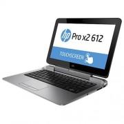 """HP Pro x2 612 G1, i5-4202Y, 12.5"""" FHD, 8GB, 256GB SSD, abgn, BT, LTE/GPS, FpR, Backlit kbd, W10Pro + pen"""