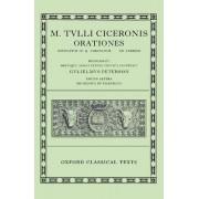 Cicero Orationes: Volume 3 by Marcus Tullius Cicero