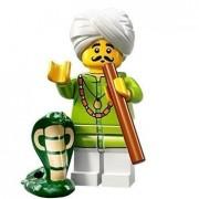 Lego Serie 13 Minifigura - Serpiente Encantador - #4 CMF 71008