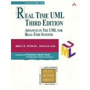 Real Time UML by Bruce Powel Douglass