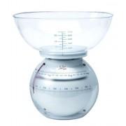 Jata Hogar 603 Balance de Cuisine Mécanique Plastique 21,5 x 17 x 22 cm