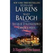 It Happened One Season by Stephanie Laurens
