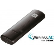 Adaptor wireless D-Link DWA-182, 1200 Mbps, Dual Band, Antena interna