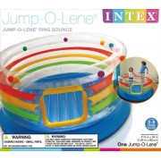"Intex Jump O Lene Ring Bounce 71.5"" X 34"" Or 1.82m X 86 Cm For Kids Age 3 6"