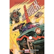Red She-hulk Volume 2: Route 616 (marvel Now) by Jeff Parker