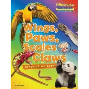 Fundamental Science Key Stage 1: Wings, Paws, Scales and Claws: All About Animal Bodies 2016 by Ruth Owen