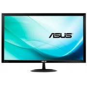 "Monitor Gaming LED ASUS 27"" VX278H, Full HD (1920 x 1080), VGA, HDMI, 1 ms GTG, Boxe, Low Blue Light, Flicker Free, TUV certified (Negru)"