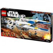 Конструктор Лего Стар Уорс - U-wing Fighter на бунтовниците - LEGO Star Wars, 75155
