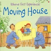 Usborne First Experiences Moving House by Anna Civardi