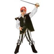 Cesar - A333-003 - Costume - Pirate Boite - 8/10 ans