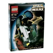 Lego Star Wars: Jango Fett'S Slave I (7153)