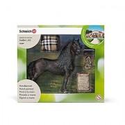 Schleich North America Frisian Horse Care Set