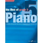 The Best of Grade 5 (piano) by Anthony Williams