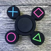 Hot Tri-Spinner Fidget Toy Metal Stress EDC Anti Stress Finger Hand Spinner for Child Adult Multicolor Toys Gift Autism Spiner