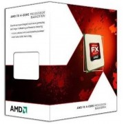 AMD Desktopprocessor - CPU FX X4 4300 8MB 3 8GHz 95W BOX Socket AM3+