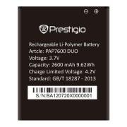 Prestigio PAP7600 DUO Батерия за MultiPhone PAP7600 DUO