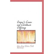 Ouina's Canoe and Christmas Offering by Cora Linn Victoria Scott Richmond