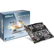 Asrock H110TM-ITX Carte mère Intel H110 SATA