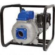 IPT Self-Priming Trash Water Pump - 3 Inch Ports, 18,000 GPH, 1 1/4 Inch Solids Capacity, 160cc Honda OHV Engine, Model 3S5-HR, Port