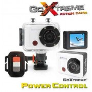 GoXtreme Power Control Full HD Action Kamera Weiß
